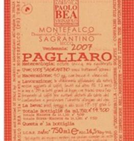 """Italy 2012 Paolo Bea Montefalco Sagrantino """"Pagliaro"""""""
