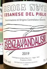 "Italy 2019 Abbia Nova Cesanese del Piglio ""Senza Vandalism"""