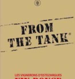 """France From the Tank Vin Rouge """"Les Vignerons d'Estezargues"""" 3L Bag-in-Box"""