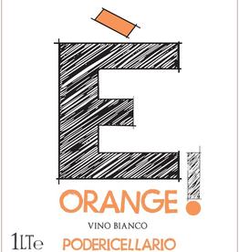"Italy Poderi Cellario ""E Orange!"""