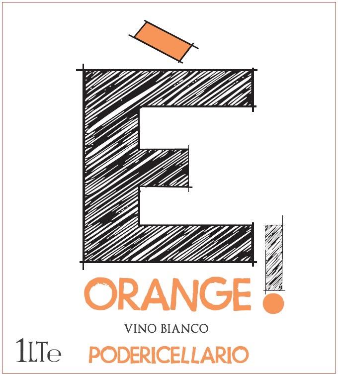Italy Poderi Cellario E Orange!