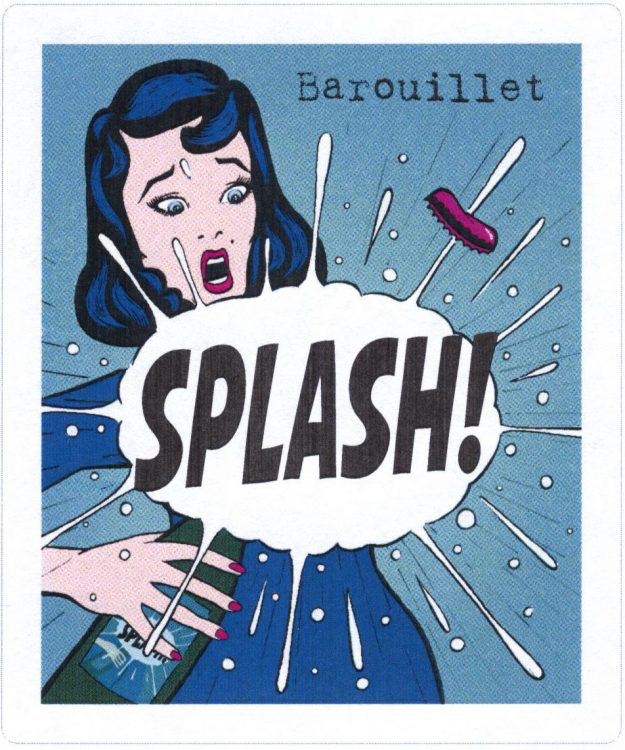 France Chateau Barouillet Splash!