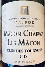 "France 2020 C&D Tripoz Macon Charnay ""Clos des Tournons"""
