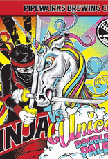 USA Pipeworks Ninja Vs. Unicorn Double IPA 4pk