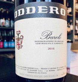 Italy 2017 Oddero Barolo