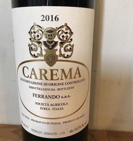 "Italy 2016 Luigi Ferrando Carema ""Etichetta Bianca"""