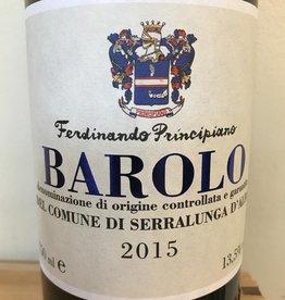 Italy 2015 F. Principiano Barolo Serralunga