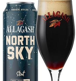 USA Allagash North Sky Stout 4pk