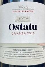 Spain 2018 Ostatu Rioja Alavesa Crianza