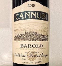Italy 2016 S&B Borgogno Barolo Cannubi