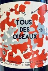 """France 2019 Domaine Reveille Cotes Catalanes """"Tous Des Oiseaux"""""""