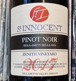 USA 2017 St. Innocent Zenith Vineyard Eola-Amity Hills Willamette Valley Pinot Noir