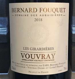 "France 2019 Aubuisieres Vouvray ""Les Girardieres"" Bernard Fouquet"
