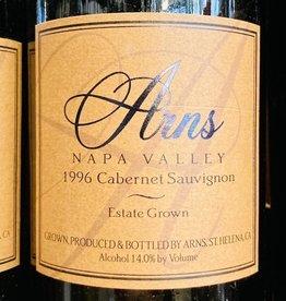 USA 1996 Arns Napa Valley Cabernet Sauvignon
