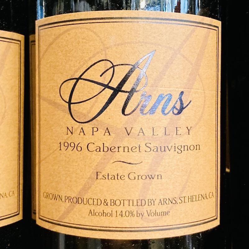 USA 1997 Arns Napa Valley Cabernet Sauvignon