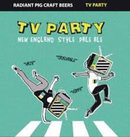 USA Radiant Pig TV Party NEIPA 4pk