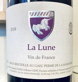 "France 2018 Ferme de la Sansonniere Mark Angeli Anjou Blanc ""La Lune"""