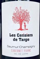 """France 2019 Chateau de Targe Saumur-Champigny """"Les Cerisiers de Targe"""""""