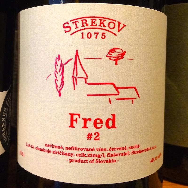 """Slovakia Strekov """"Fred #8"""""""
