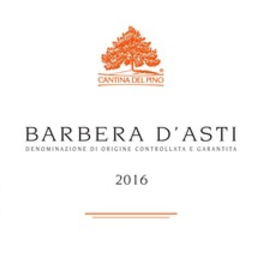 Italy 2018 Cantina del Pino Barbera d'Asti