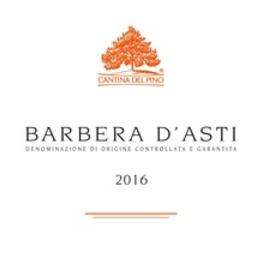 Italy 2019 Cantina del Pino Barbera d'Asti
