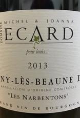 France 2013 Maurice Ecard Savigny-Les-Beaune 1er Cru Les Narbantons