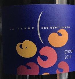 France 2020 La Ferme des Sept Lunes Syrah