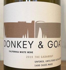 """USA 2019 Donkey & Goat """"The Gadabout"""" White"""