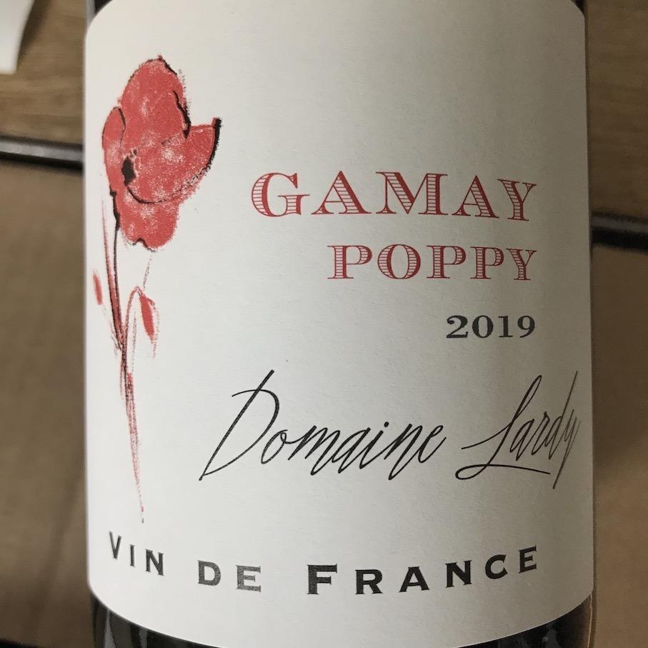 France 2020 Yohan Lardy Gamay Poppy