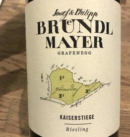 Austria 2019 Josef & Philipp Brundlmayer Kremstal Kaiserstiege Riesling
