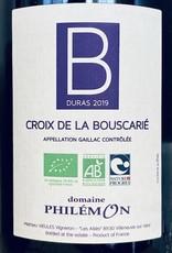France 2019 Domaine Philemon Croix de la Bouscarie Duras