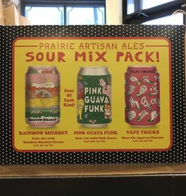 USA Prairie Sour Mixed 12pks