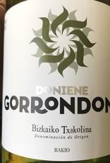 Spain 2019 Doniene Gorrondona Txakoli Bizkaiko Txakolina