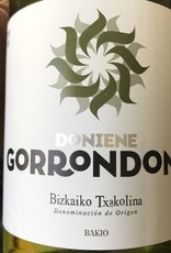 Spain 2020 Doniene Gorrondona Txakoli Bizkaiko Txakolina