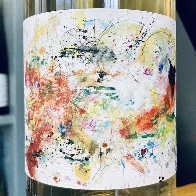 USA 2019 Vinca Minor Mendocino White Blend