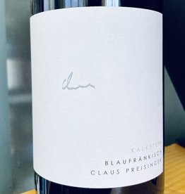 Austria 2019 Claus Preisinger Blaufrankisch Kalkstein