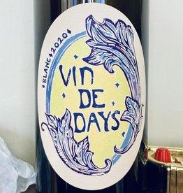 USA 2020 Brianne Day Vin de Days Blanc