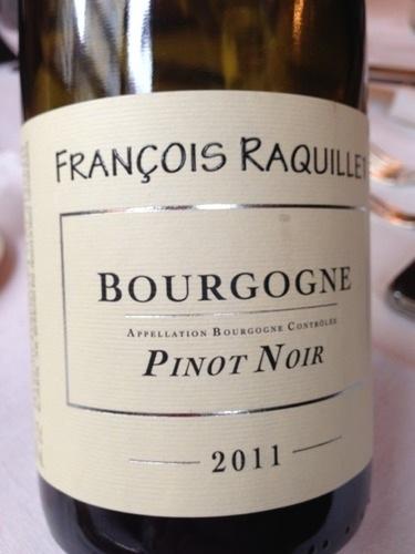 France 2018 Francois Raquillet Bourgogne