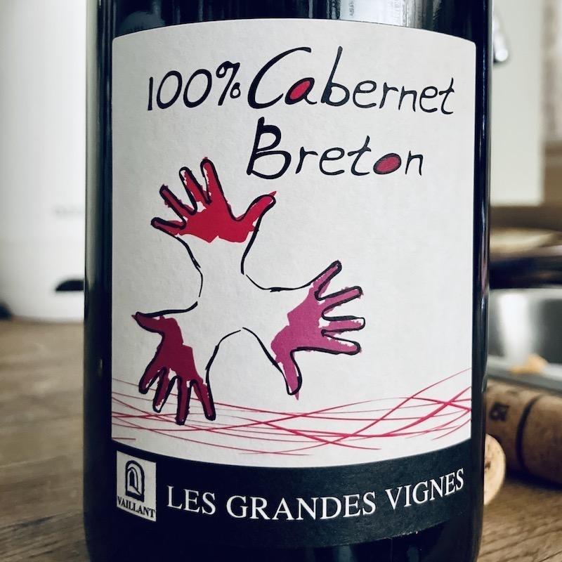 France 2019 Les Grandes Vignes Cabernet Breton