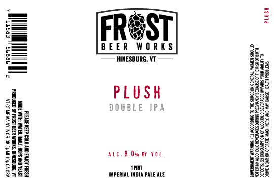 USA Frost Plush DIPA 4pk