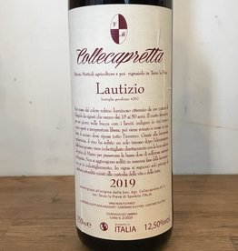 Italy Collecapretta Lautizio Umbria Ciliegiolo