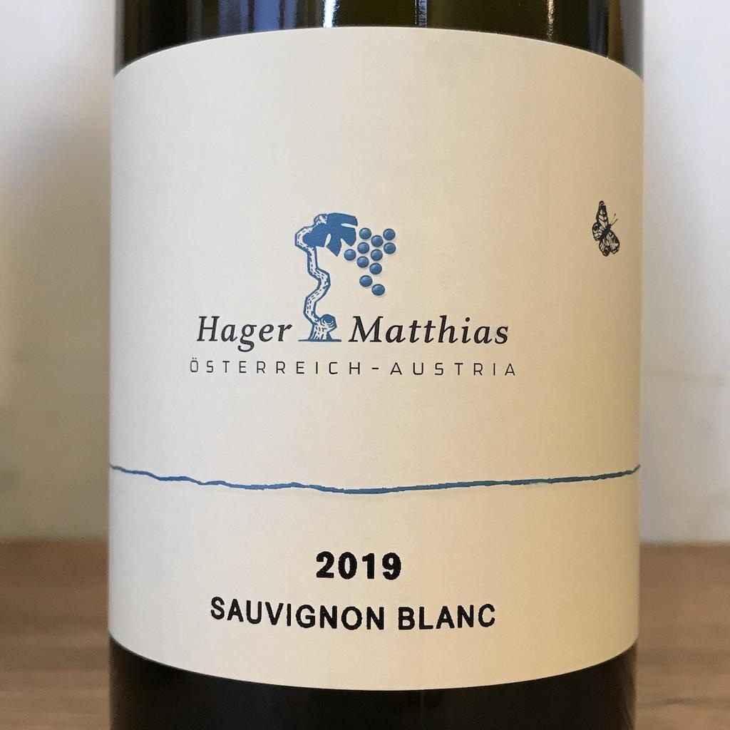 Austria 2019 Hager Matthias Sauvignon Blanc