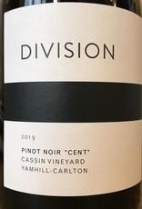 "USA 2019 Division Pinot Noir ""Cent"""
