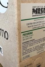 Italy 2019 Cantina San Giacomo Pecorino IGT 3L Box