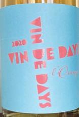 USA 2020 Brianne Day Vin de Days L'Orange Willamette Valley