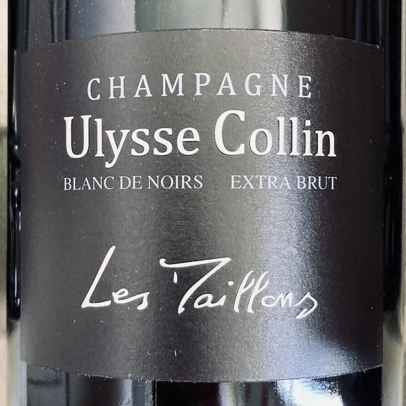 "France Ulysse Collin Champagne Blanc de Noirs Extra Brut ""Les Maillons"" (Base 2016)"