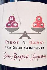 "France 2019 Duperray Coteaux Bourguignons ""Les Deux Complices"" Pinot & Gamay"