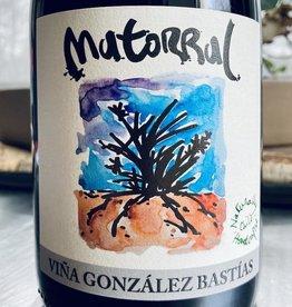 """Chile 2019 Vina Gonzalez Bastias """"Matorral"""" País Valle del Maule"""