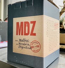 Argentina 2020 MDZ Malbec 3L Bag in Box