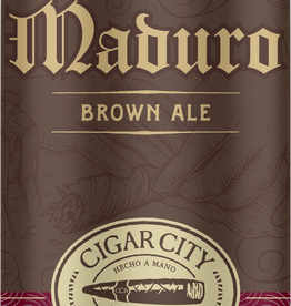 USA Cigar City Maduro Brown Ale 6pk